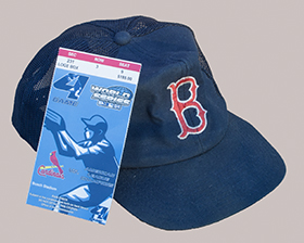 Daddy Red Sox Hat small photo